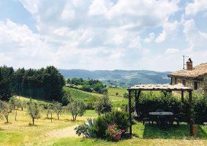 Agriturismo Felciano appartamento per vacanze nel Chianti