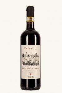 Chianti Classico wine from Azienda Agricola Felciano